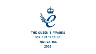 Queens Award for Enterprise Innovation 2016