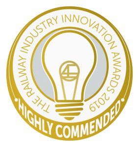 RailSmart Highly Commended at the Railway Industry Innovation Awards